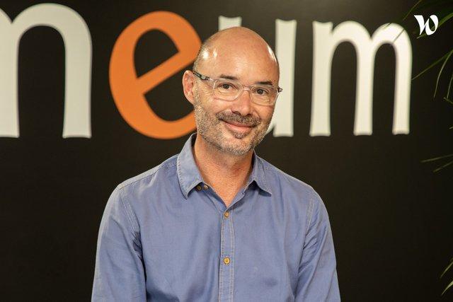 Rencontrez Fabien, Directeur du développement - Primeum