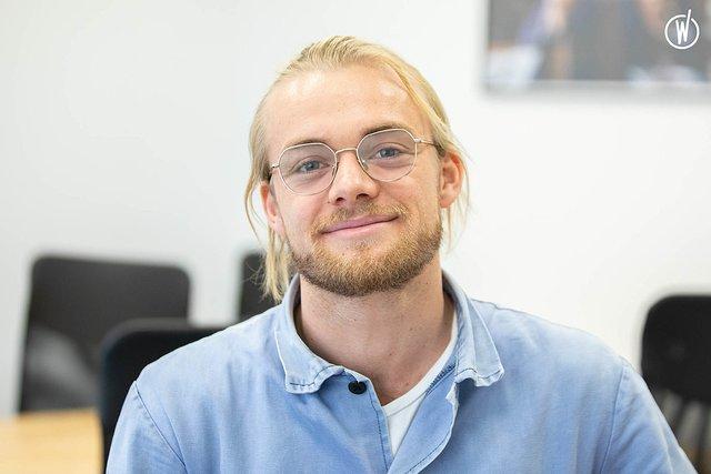 Rencontrez Hugo, content Manager - Hemblem