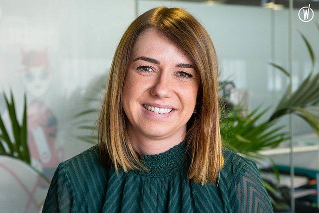 Rencontrez Anaïs, Directrice de clientèle - Nouveau Monde