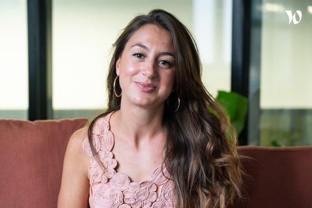Rencontrez Coralie, Chef de projet & Consultante - Centdegres