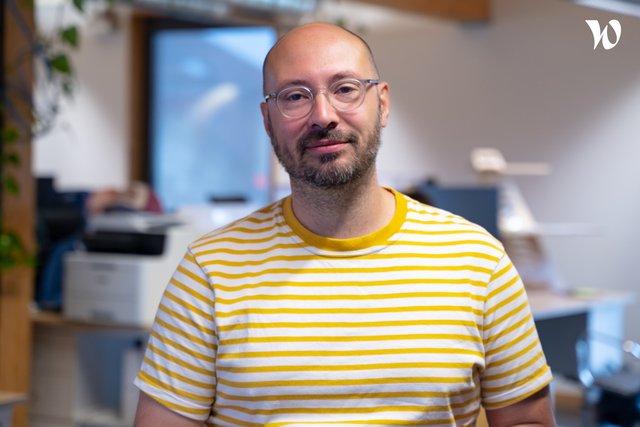 Rencontrez Nicolas, CEO - Les Fabricants