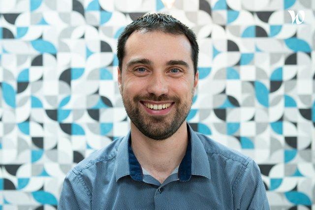 Rencontrez Yannis, Senior Engineering Manager - Gojob