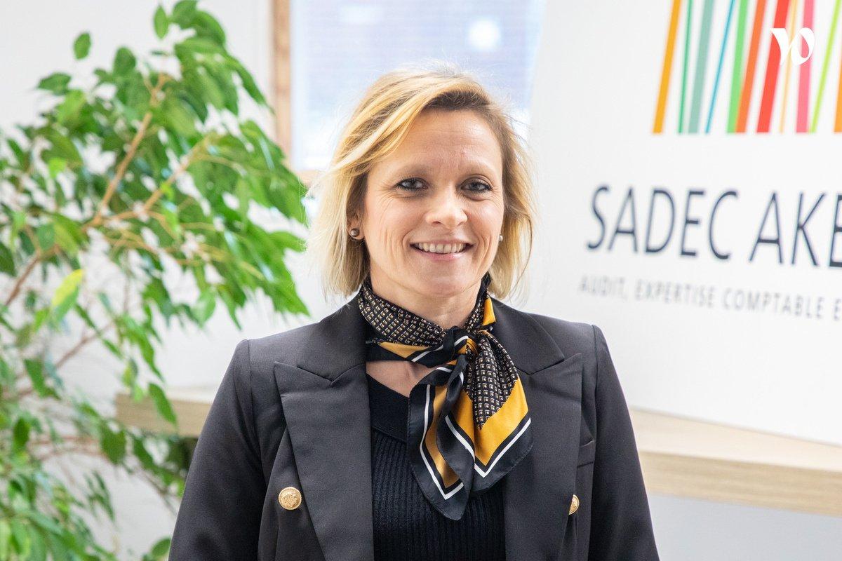 Rencontrez Estelle, Collaboratrice en social & Superviseur - Sadec Akelys