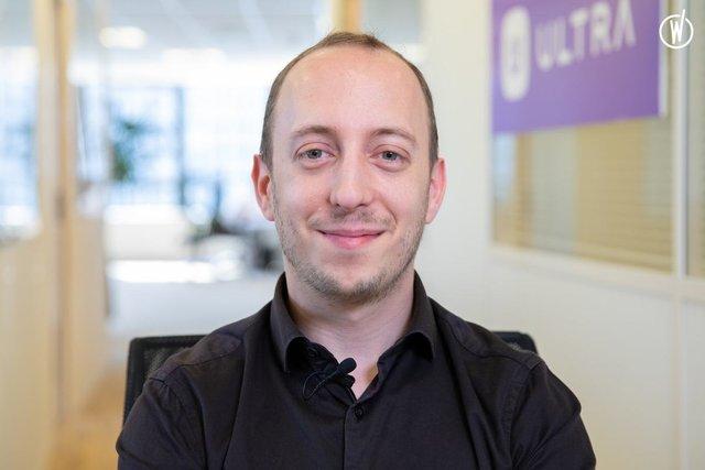 Rencontrez David, Co CEO - ULTRA