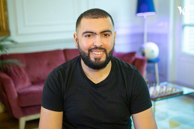 Rencontrez Noureddine, Développeur Fullstack - ERA2140
