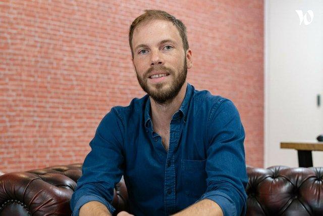 Rencontrez Clément, Directeur de création - Prezman