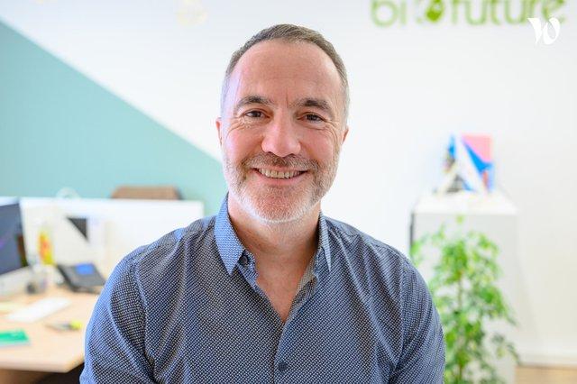 Rencontrez Sébastien, Directeur-Fondateur - Biofuture