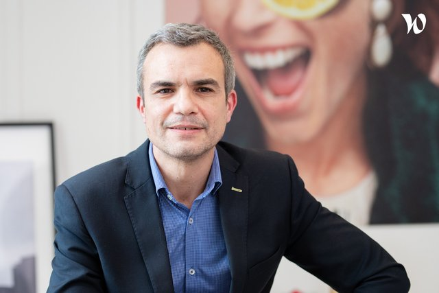 Rencontrez Olivier, Directeur Réseaux Groupe - BRAND SISTERS