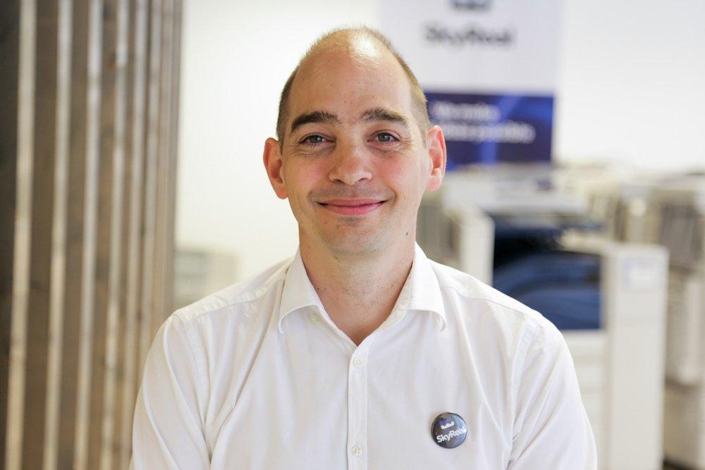 Rencontrez Hugo, Founder and CEO - SkyReal