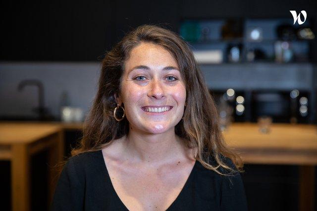 Rencontrez Alexia, Business Developer - Alma