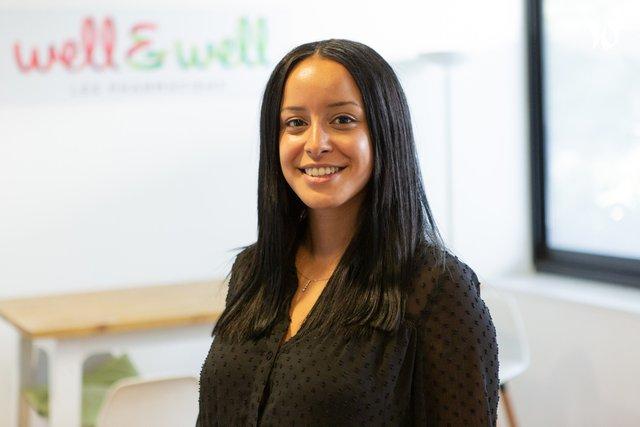Rencontrez Stella, Chargée de développement - Wellandwell