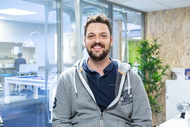 Rencontrez Charly, Formateur & Customer Success (Makershop) - Hava3D
