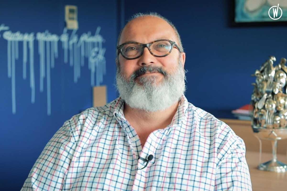 Rencontrez Nicolas, CEO Fondateur - OptiMarché