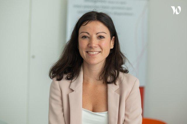 Rencontrez Claire, Directrice développement - Caneva