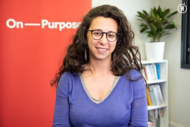 Rencontrez Rima, Co-Dirigeante - On Purpose