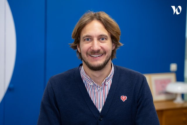 Rencontrez Bertrand, General Manager - Cityscoot