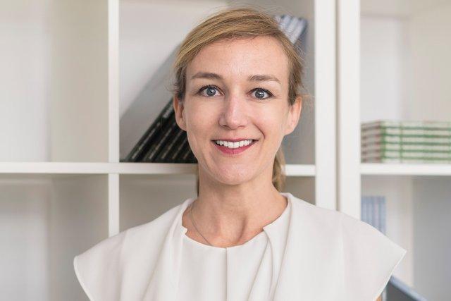 Rencontrez Marie-Sandrine, Directrice - Nova Consulting