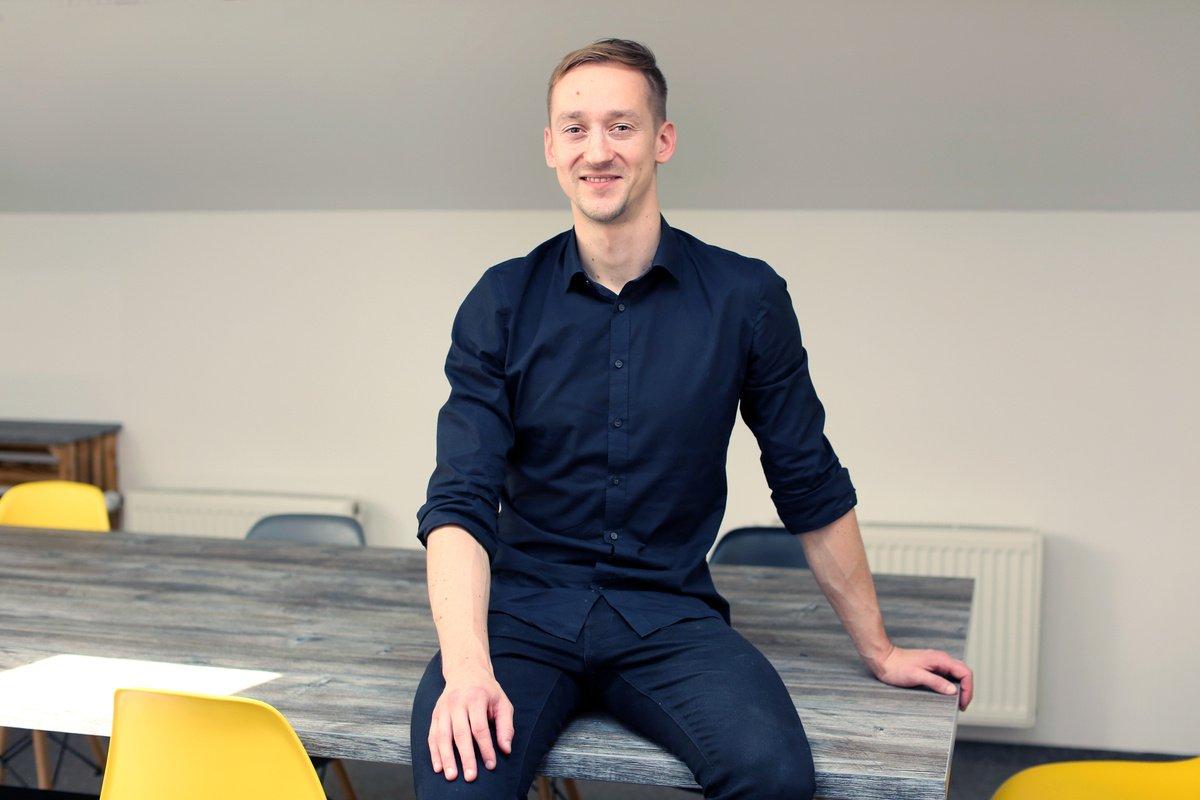 Radek Pšurný, spoluzakladatel - Motionlab