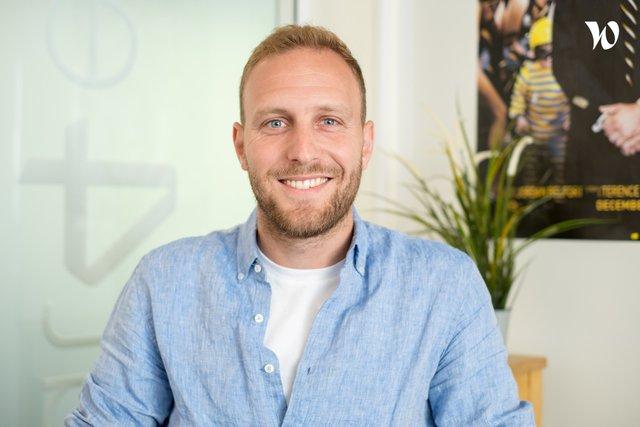 Rencontrez Jean-Baptiste, Directeur commercial - Deal4event