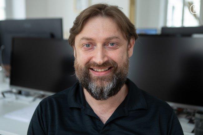 Meet Pascal, CTO  - Zama
