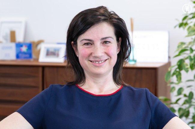 Rencontrez Fabienne, Cofondatrice - Velvet Consulting