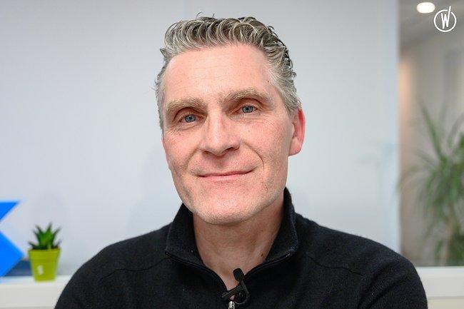 Rencontrez Michel, Directeur R&D - Simpliciti