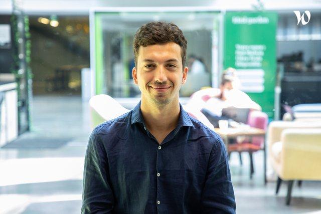Rencontrez Antoine, CTO - Goodvest