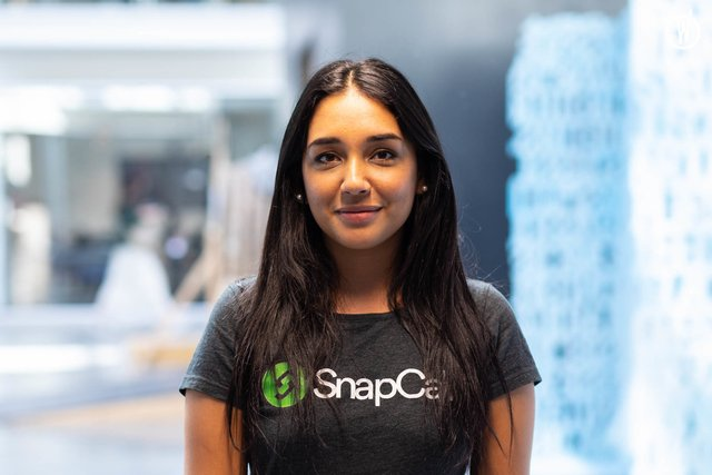 Meet Natalia, Growth marketing - SnapCall