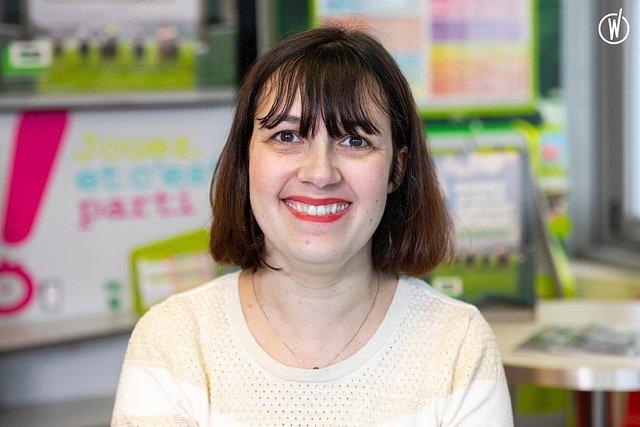 Rencontrez Delphine, Responsable division IT - PMU
