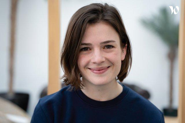 Rencontrez Juliette, CRM Manager - Legalstart