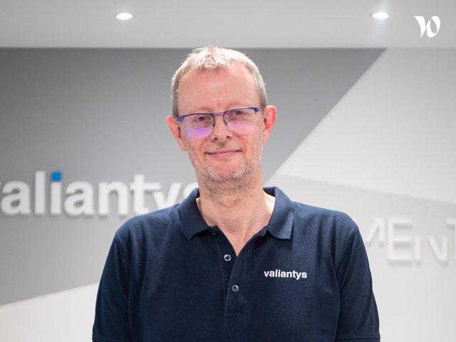 Rencontrez Jérôme, General Manager et COO  - Valiantys