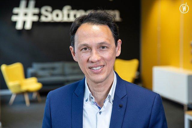 Rencontrez Guillaume, PDG Sofrecom - Sofrecom