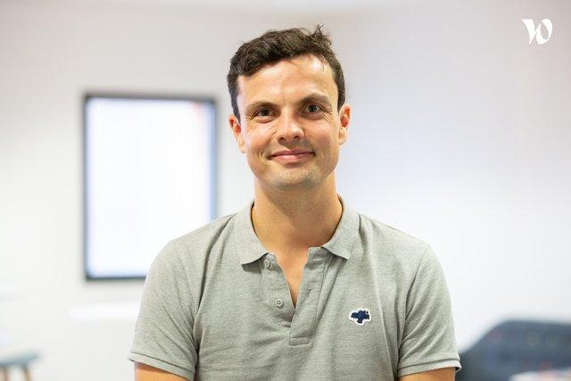 Rencontrez Grégoire, Directeur Technique - Asys