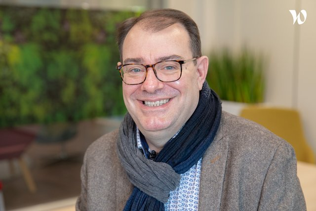 Rencontrez Frédéric, Business Developer Manager - WiziFarm