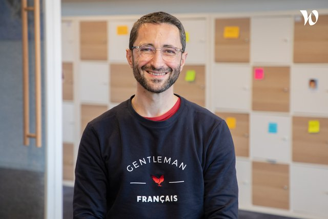 Rencontrez Florent, Chief Technology Officer - PlayPlay