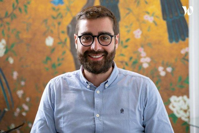 Rencontrez Dario, Responsable Satisfaction Client Italie - Farmitoo