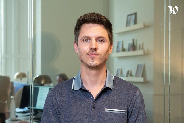 Rencontrez Diego, Analyste Financier  - Tudigo