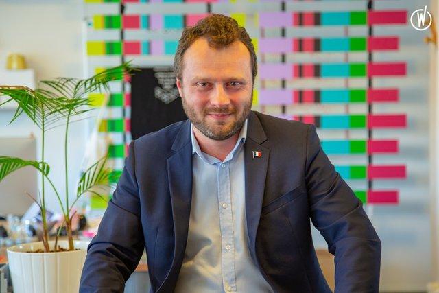 Rencontrez Thomas, CEO & Fondateur - Whaller