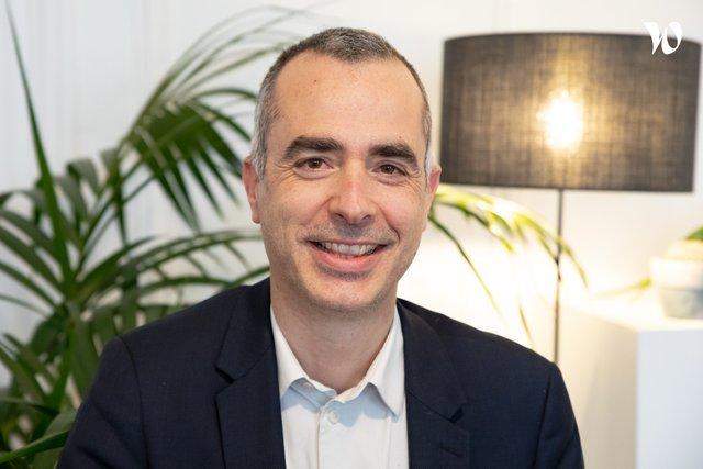 Rencontrez Benoît, Co-fondateur & associé - Delcade Avocats & Solicitors