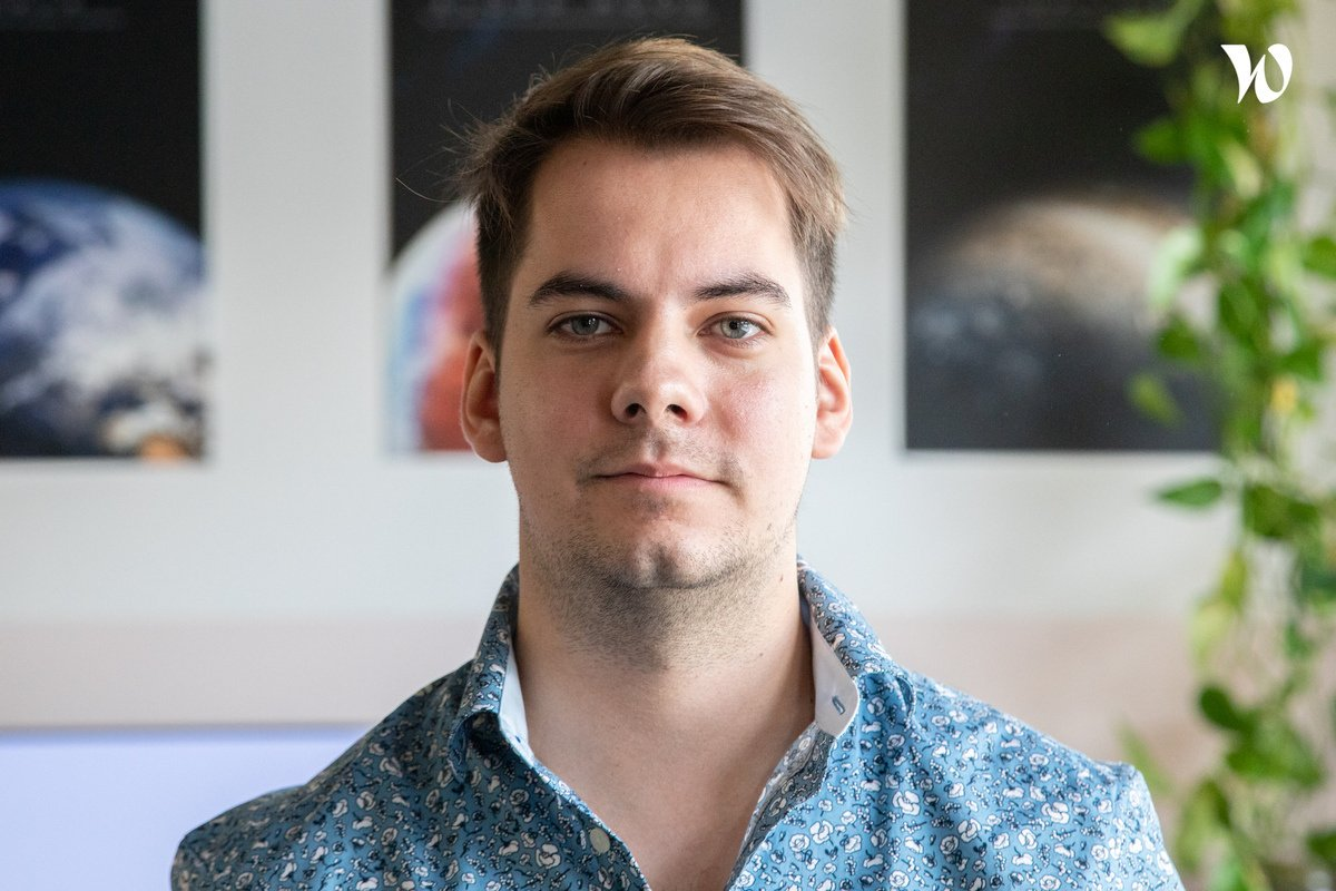 Meet Valentin, Product Manager - 8SEC