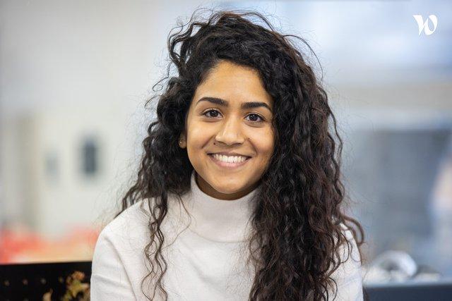 Rencontrez Ines, Ingénieur chimiste - Matière Brute Lab