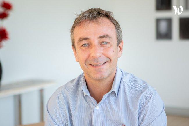Rencontrez Christophe, Directeur de l'Innovative Plateform - La Française
