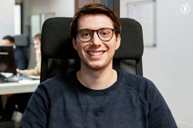 Meet Romain, Developer back end - DATASOLUTION