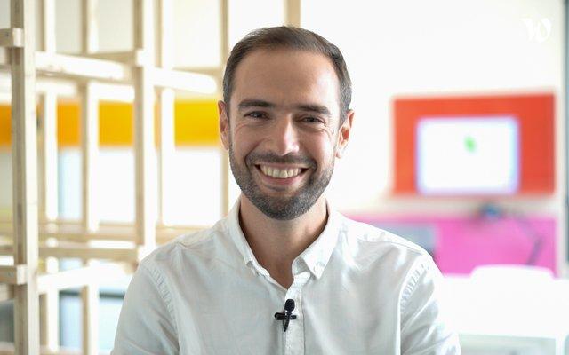Rencontrez Thibaud, Directeur de l'Incubateur - Matrice