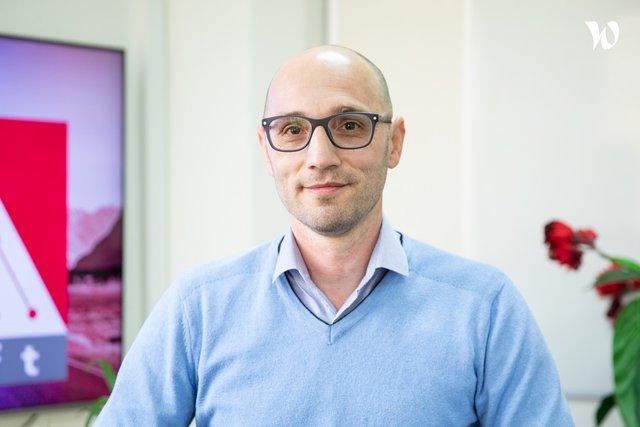 Rencontrez David, Responsable Activité Lutte Contre la Fraude - ISoft