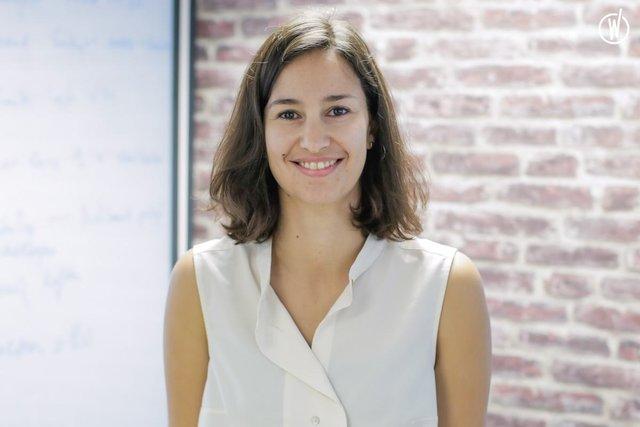 Rencontrez Anaïs, Développeuse - Scrum Master - Energisme
