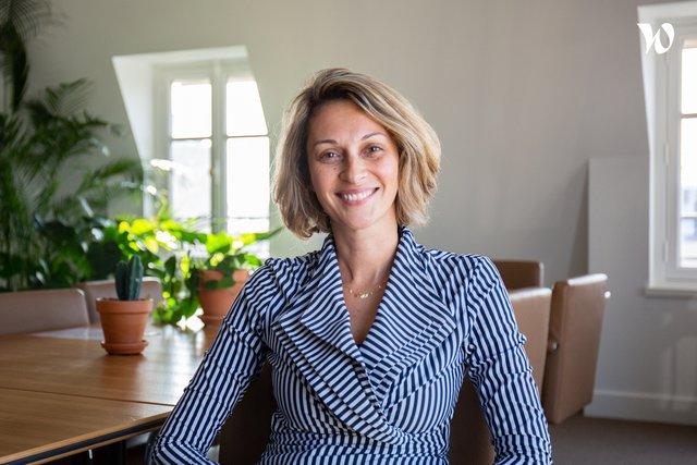 Rencontrez Vanessa, Directrice du développement - Skills4all