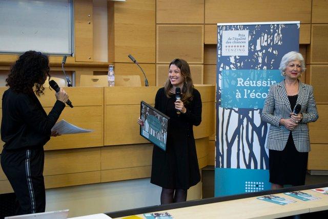 """Prix Tenzing - lauréat """"Ecole et Territoire"""" - Tenzing Conseil"""