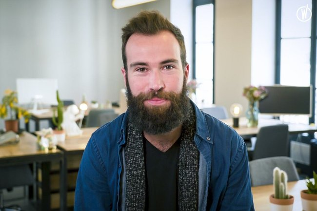 Meet Kevin, CTO - Welcome to the Jungle