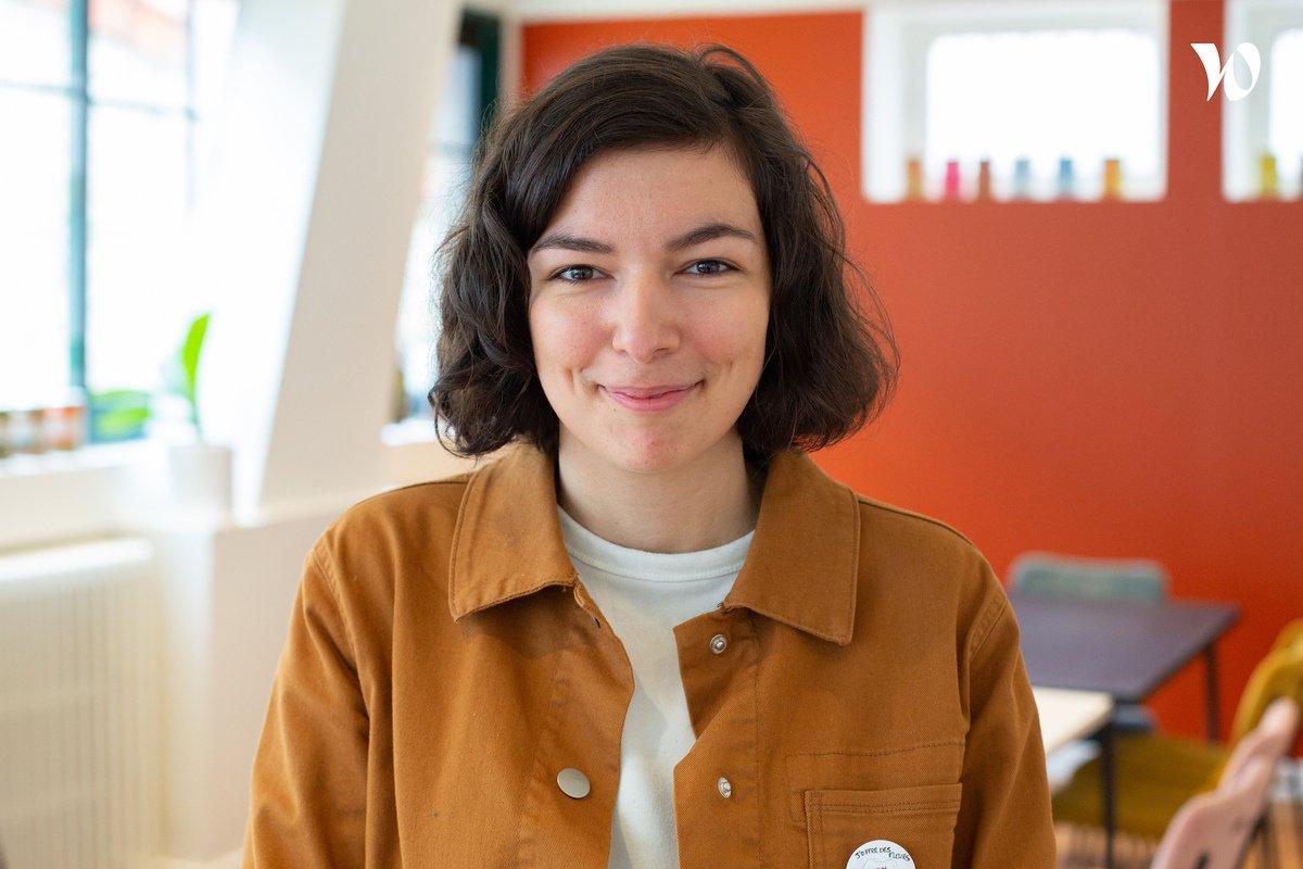 Rencontrez Marie-Laure, ingénieure process et traçabilité - La Fourche